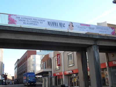 Mamma Mia Banner Graphics Promo