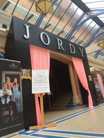 Jordy Portfolio Signage