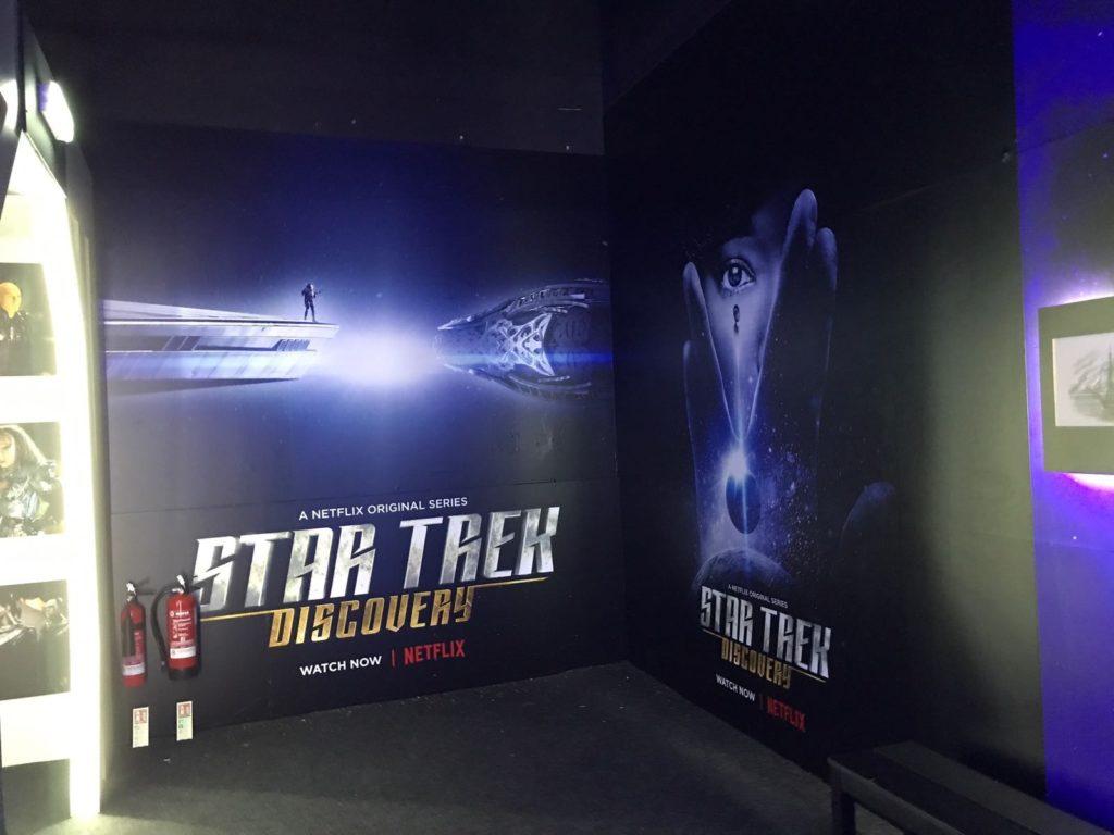 Portfolio Graphics Wrap Star Trek