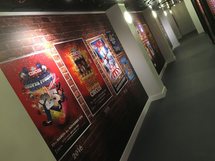 Wall Graphics Blackpool, Internal Signs North West