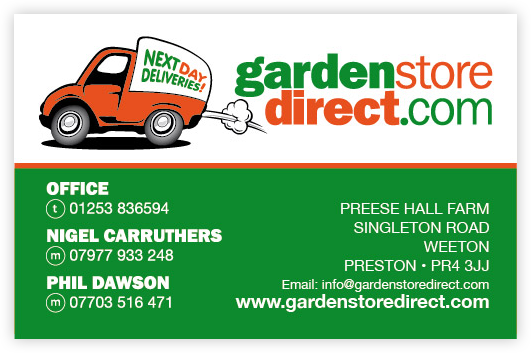 Garden Store Direct Business Card