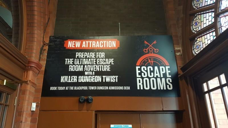 Escape Rooms Banner